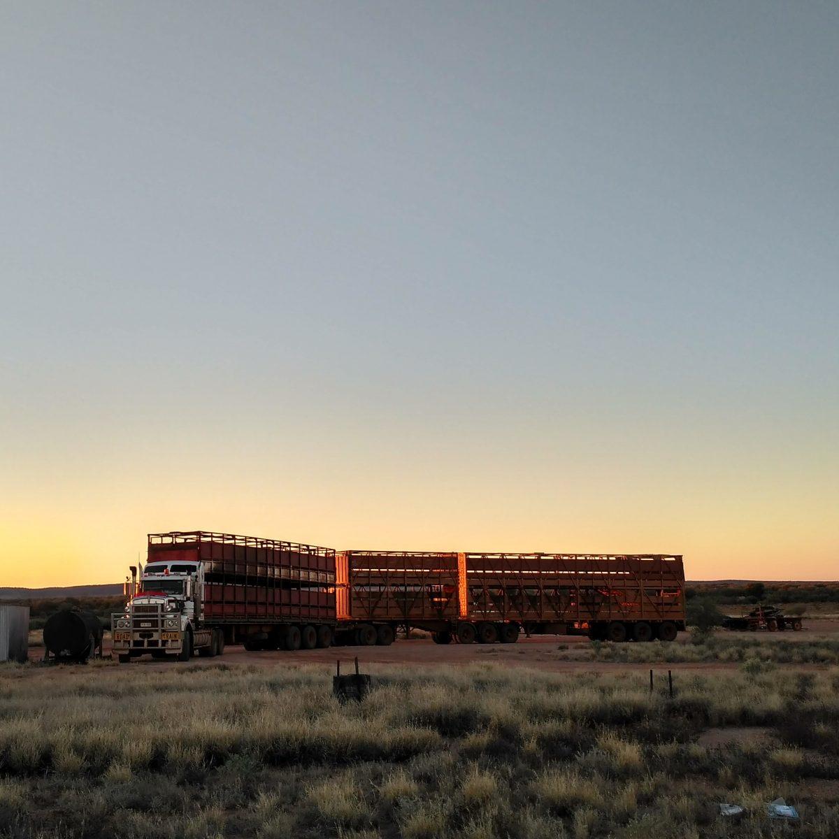 Northren Territory : Desert, Roadhouse, and Get Fired