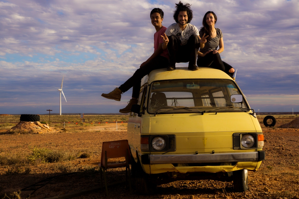 Northern Territory : First Roadtrip