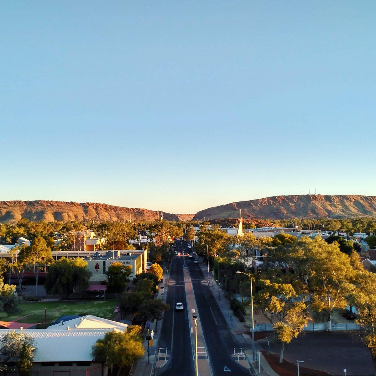 Northren Territory : No Town Like Alice
